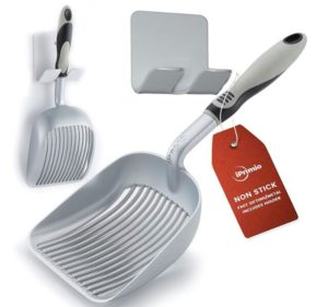 aluminum cat litter scoop