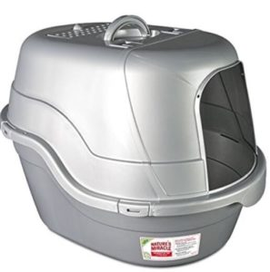 odorless cat litter box