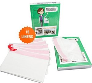 carbon litter box liners