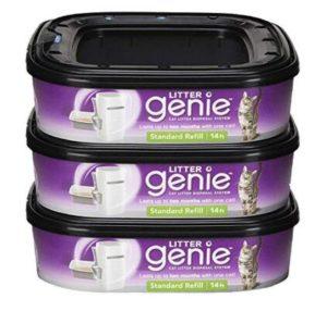 litter genie cat litter disposal system refill cartridge