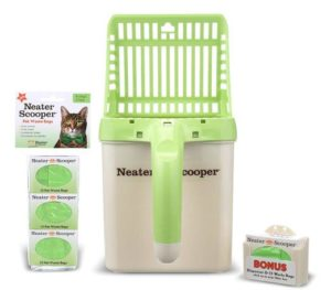 neater scooper cat litter scoop