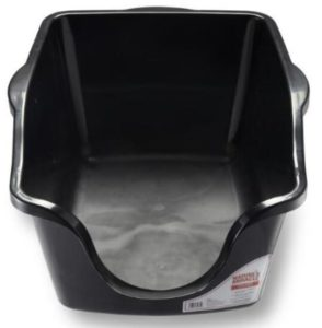 best deep high sided cat litter box