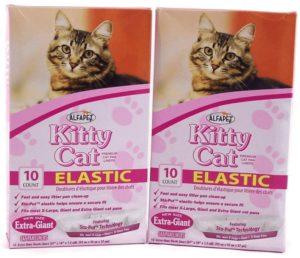 elastic cat litter liners