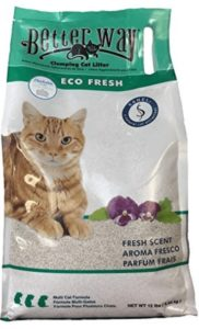 best flushable cat litter