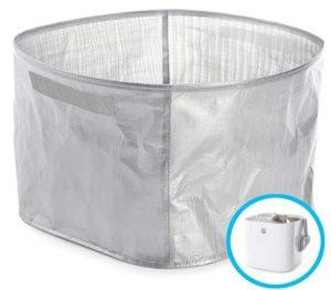 reusable litter box liner