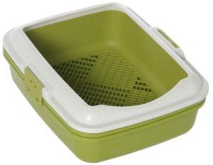 3 tray cat litter box