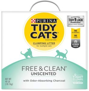 best non tracking cat litter