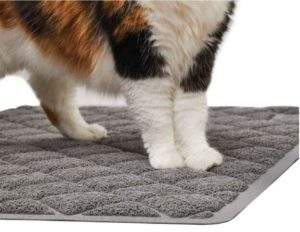 xl cat litter mat