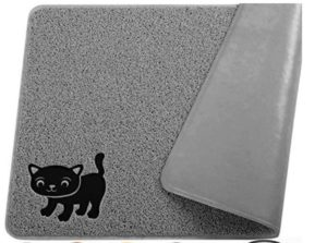 best cat litter mat reviews