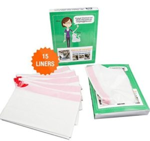 heavy duty litter box liners
