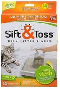 jumbo sifting litter box liners
