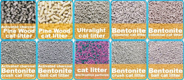 best cat litter sand