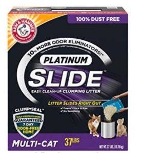 the best clumping cat litter