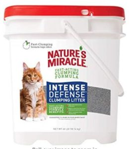 ultra clumping cat litter