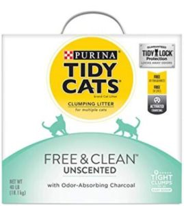 top rated clumping cat litter