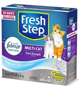 best unscented clumping cat litter