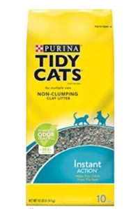best cat litter for not tracking