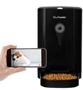 best automatic cat feeder with timer