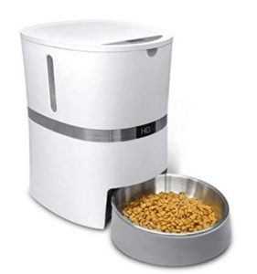 cat mate automatic pet feeder
