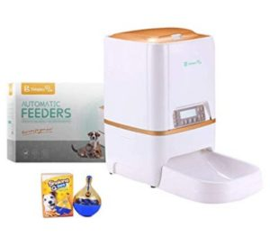 automatic canned cat food feeder