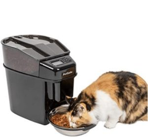 automatic cat dog feeder
