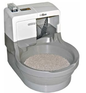 best self cleaning cat litter box