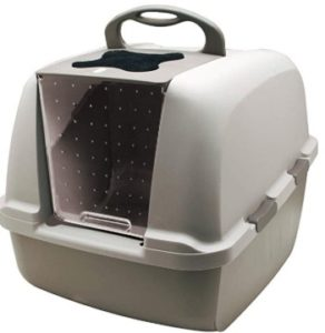 best covered litter box for large cats