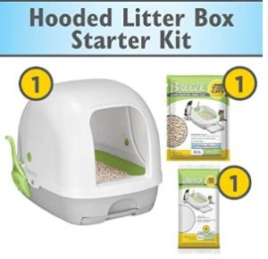 3 piece sifting litter box