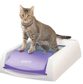3 layer sifting litter box