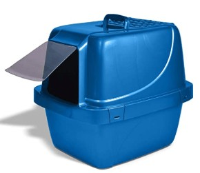 self sifting cat litter box