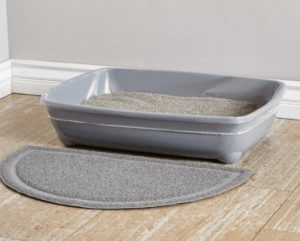 cat litter box sifting tray