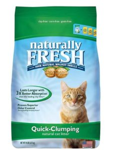 dust free cat litter asthma