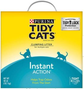 low dust clumping cat litter reviews