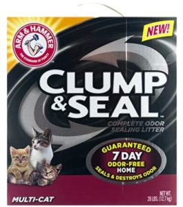 best cat litter for asthma