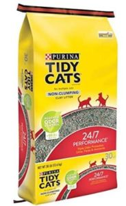 tidy cat litters for humidity