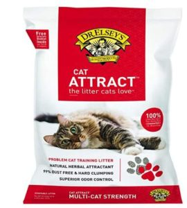 cat litter for multiple male cats