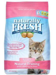 safest cat litter for kittens
