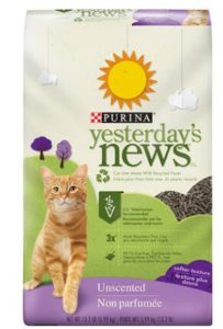 picking cat litter for male cats