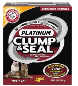 what cat litter is best for kittens