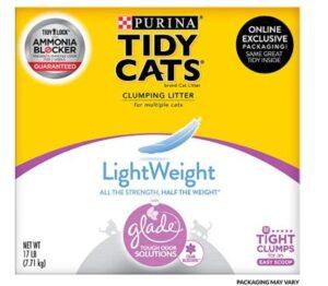 cat litter for kittens