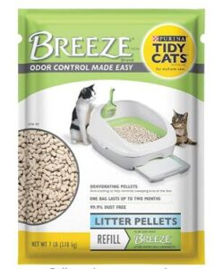 which cat litter is best for odor control
