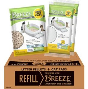 best odor eliminating cat litter