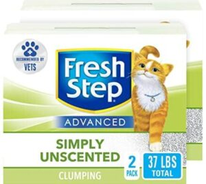 unscented cat litter for picky cats