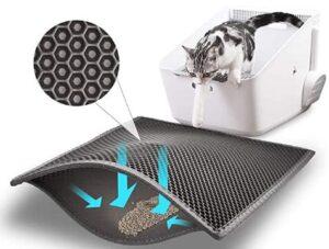 cat litter mat reviews