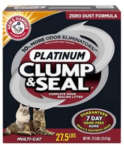 best cat litter for cats with allergies