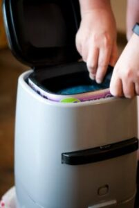 buying cat litter disposal system
