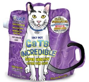 natural clay clumping cat litter