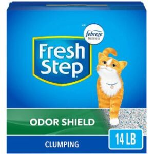 odor free cat litters
