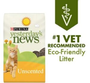eco-friendly cat litters