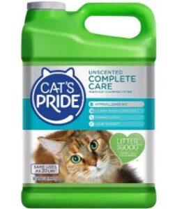 best cat litter for 3 cats